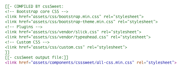 cssSweet-includes