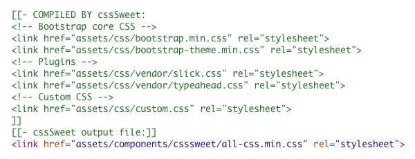 Secrets of cssSweet 2.0